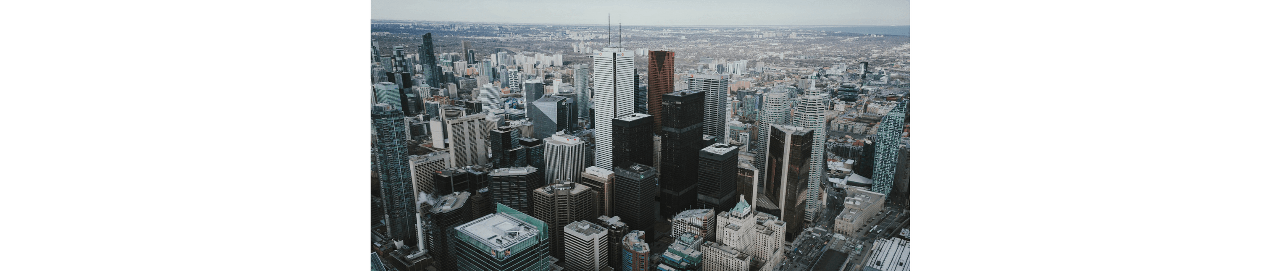 Image of buildings in Toronto